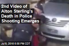 2nd Video of Alton Sterling's Death in Police Shooting Emerges