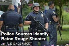 Police 'No Active Shooter Scenario' in Baton Rouge