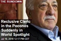 Reclusive Cleric in the Poconos Suddenly in World Spotlight