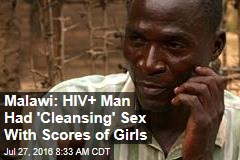 Malawi: HIV+ Man Had 'Cleansing' Sex With Scores of Girls