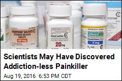 Scientists May Have Discovered Addiction-less Painkiller
