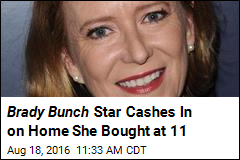 Brady Bunch Star Cashes In on Home She Bought at 11