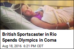 Sportscaster in Rio for Olympics Nearly Killed by Malaria