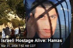 Israeli Hostage Alive: Hamas