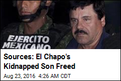 Sources: El Chapo's Kidnapped Son Freed