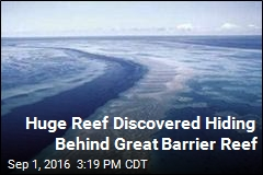 The Great Barrier Reef Just Got Greater