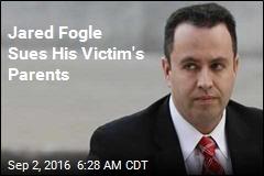 Jared Fogle Sues His Victim's Parents