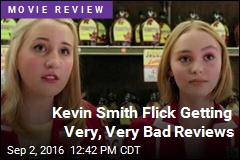 Kevin Smith Flick Getting Very, Very Bad Reviews
