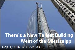 There's a New Tallest Building West of the Mississippi