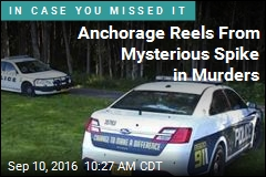 Anchorage Reels From Mysterious Spike in Murders