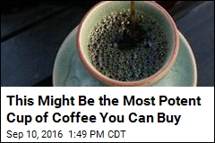 This Might Be the Most Potent Cup of Coffee You Can Buy