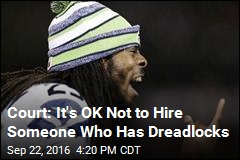 Court Gives OK to Not Hire Someone Based on Dreadlocks