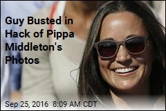 Guy Busted in Hack of Pippa Middleton's Photos