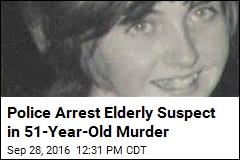 Police Arrest Elderly Suspect in 51-Year-Old Murder