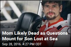 Questions Mount in Case of Man Lost at Sea