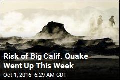 Swarm of Calif. Quakes Worries Experts