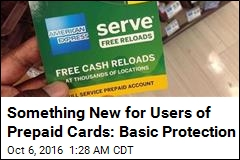 Feds Bring in Protection for Prepaid Debit Card Users