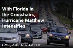 With Florida in the Crosshairs, Hurricane Matthew Intensifies