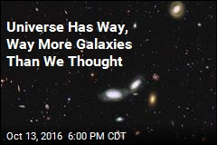 Forget Billion, There Are Actually 2 Trillion Galaxies in Universe
