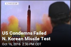 Another Day, Another Failed N. Korean Missile Test