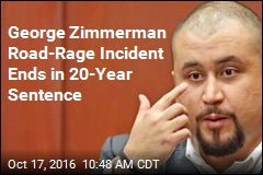 Man Who Tried to Kill George Zimmerman Gets 20 Years
