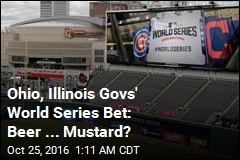 Ohio, Illinois Governors Place World Series Bets