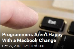 Programmers Aren't Happy With a Macbook Change
