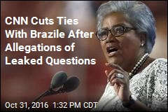 CNN Cuts Ties With Brazile After Allegations of Leaked Questions