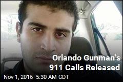 Police Release Orlando Gunman's 911 Calls