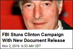 FBI Releases Files on Controversial Clinton Pardon