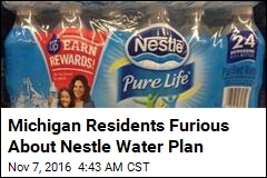 Nestle to Pay $200 for 210M Gallons of Mich. Water