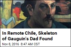 Skeleton of Gauguin's Dad May Have Been Discovered