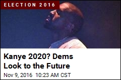 Kanye 2020? Dems Look to the Future
