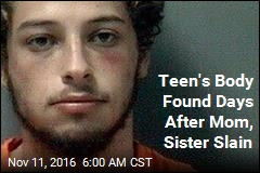 Teen's Body Found Days After Mom, Sister Slain
