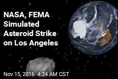 NASA, FEMA Simulated Asteroid Strike on LA