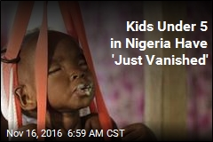 Thousands of Kids Dying in Nigeria: Survey