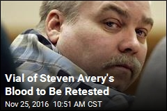 Vial of Steven Avery's Blood to Be Retested