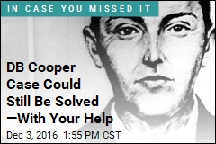 DB Cooper Case Could Still Be Solved —With Your Help