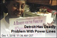 Detroit Has Deadly Problem With Power Lines