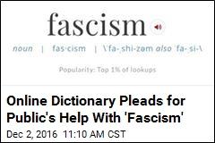 Merriam-Webster Needs Help Rigging 'Word of Year' Vote