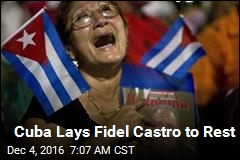 Cuba Lays Fidel Castro to Rest