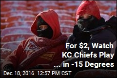 It Is a Cold, Cold Day in NFL