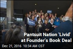 Pantsuit Nation 'Livid' at Founder's Book Deal