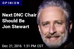 Next DNC Chair Should Be Jon Stewart