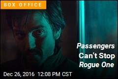 Passengers Can't Stop Rogue One