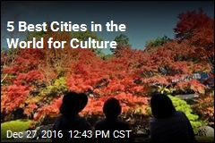 5 Best Cities in the World for Culture
