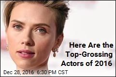 Here Are the Top-Grossing Actors of 2016