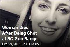 Woman Dies After Being Shot at SC Gun Range
