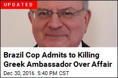 Brazil Finds Body in Missing Ambassador's Car