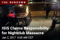ISIS Claims Responsibility for Nightclub Massacre
